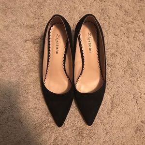 EUC ZigiSoHo Block Heels